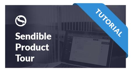 Sendible Product Tour